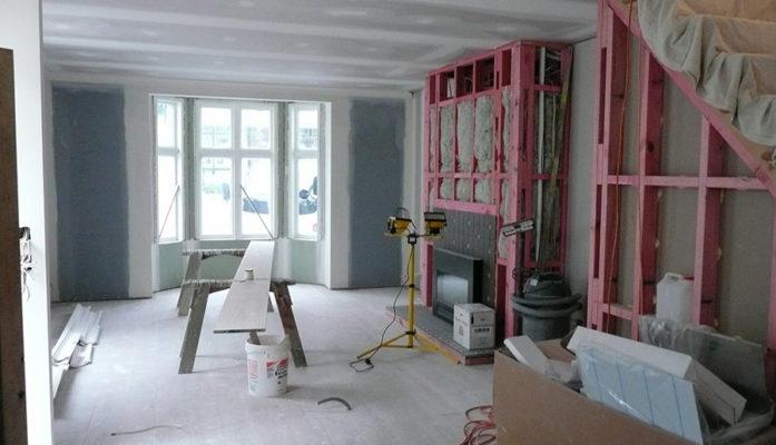 Thorndon cottage renovation